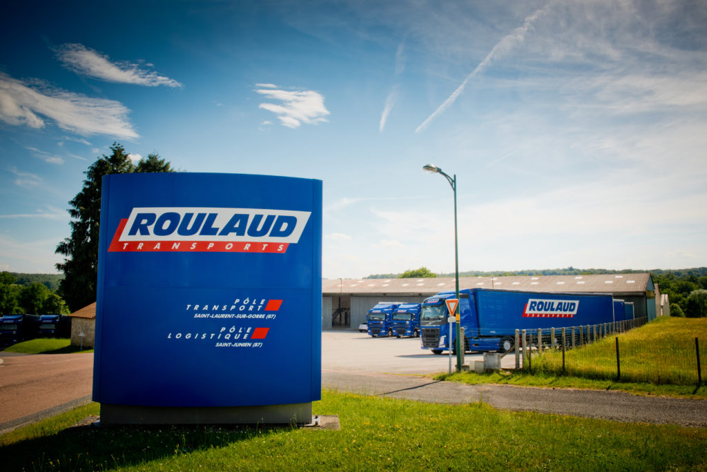 Entrepôt transport et logistique à St Junien (87, Limousin)