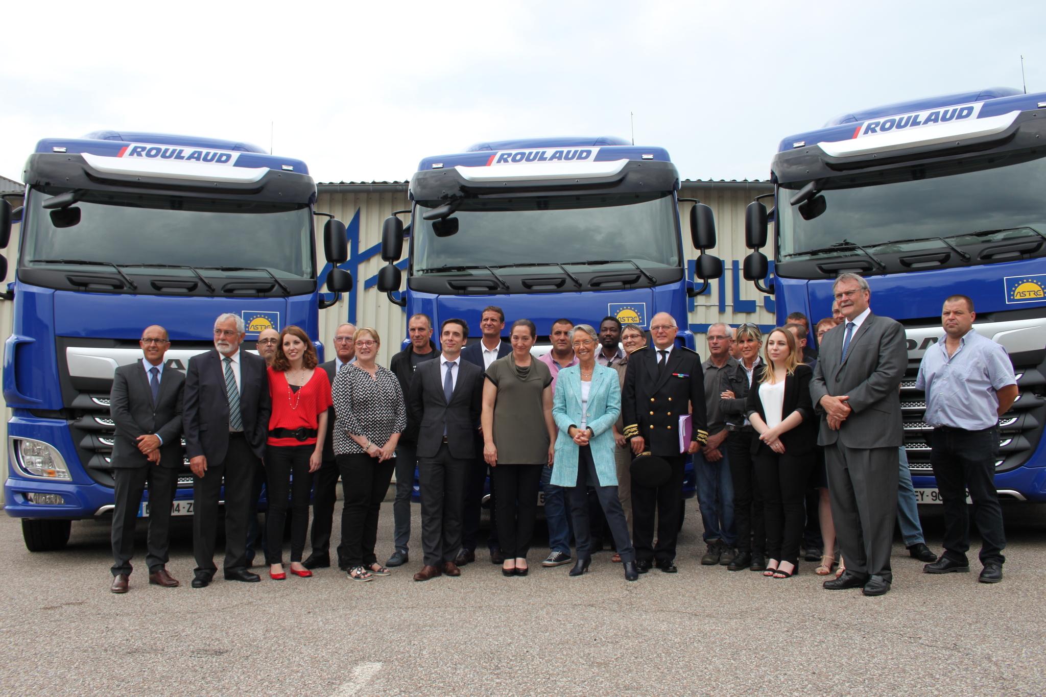 transport logistique Limoges